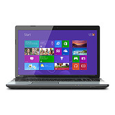 "Toshiba Satellite S55-A5188 Laptop, 15.6"" HD Display, 2.4GHz, i7-4700MQ Processor, 12GB RAM, 1TB Hard drive, DTS Sound with Harman Kardon Speakers"
