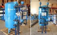 Filtro de Acero Multi Medios de Carbón 45,000 GPD - Bahrein