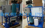 Sistema Ósmosis Inversa para Agua de Mar 2,100 GPD - Indonesia