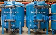 Filtracion Multimedia Duplex 956,160 GPD - Kuwait - Imagen 1