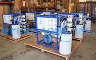Sistemas Comerciales para Generar Agua Potable 8 X 4,700 GPD - México - Imagen 1