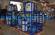 Sistema de Filtración de Agua de Lluvia 15 x 2 GPM - Islas Bermudas