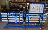 Sistema de Nanofiltración para la Extracción de Radio 18,000 GPD - México