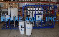 Sistema de Ultrafiltración para Reutilización de Agua 120,000 GPD - EE.UU