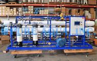 Planta Industrial de Ósmosis Inversa para Agua de Mar 32,000 GPD - Papúa Nueva Guinea