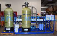 Equipo de OI Comercial para Agua de Mar 12,000 GPD - Singapur