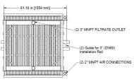 Membrana HYDRAsub MAX HSMM1200-ES