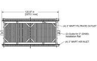 Membrana HYDRAsub HSM1500-ES
