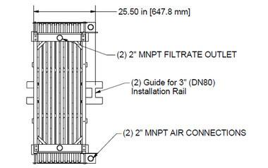 Membrana HYDRAsub HSM250-ES