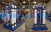 Sistema de Reciclaje de Agua de Lavado para Agua Reutilizable 30 GPM - EE. UU.