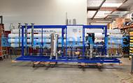 Equipo de RO para Uso de Bebidas 270,000 GPD - Costa Rica