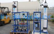 Sistema de Ultra Filtración 14,400 GPD - Estados Unidos de América