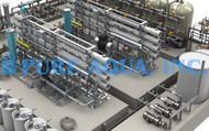 Planta Industrial de Desalinización e Intercambio Iónico 132,000 GPD - Oman