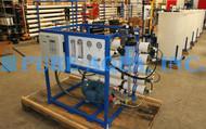 Máquina Ósmosis Inversa para Agua de Mar 4,700 GPD - Kuwait