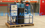 Máquina Tratamiento de Agua Montado en Plataforma 1,800 GPD - Estados Unidos de América