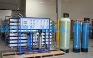Máquina Comercial Ósmosis Inversa 24,000 GPD - China