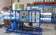 Máquinas Ósmosis Inversa para Agua de Mar 24,000 GPD - República Guinea