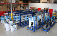 Plantas Industriales Osmosis Inversa para Agua Salobre 126,816 GPD - Egipto