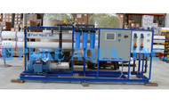 Sistema Ósmosis Inversa Industrial Para Agua de Mar 2x200 m3 / día - Azerbaiyán