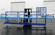 Aparato Industrial Ósmosis Inversa para Agua Salobre 90,000 GPD - Emiratos Árabes Unidos
