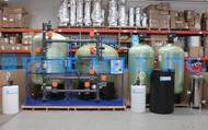 Filtro de Agua Montado en Estructura 311,040 GPD - Jordania