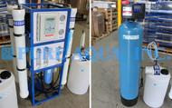 Sistema de Tratamiento de Agua de Pozo 6,000 GPD - Bahrein