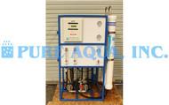 Sistema Ósmosis Inversa para Agua Salobre 6,000 GPD - Indonesia