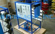 Sistema Ósmosis Inversa Para Agua de Mar 4,700 GPD - Angola