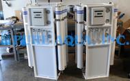 Unidad Ósmosis Inversa para Agua Salobre 2x 7,500 GPD - Polonia