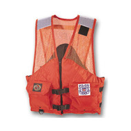 Stearns Utility Flotation Vest with USCG Auxiliary Markings