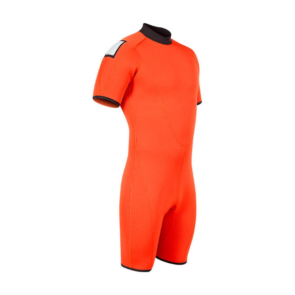 9770e8ca8bdf SAR Swimmer Fire Fleece Shorty - United SAR