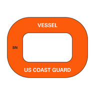 US Coast Guard Life Float Stencil