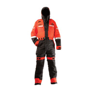 NexGen Challenger™ Anti-Exposure Coverall, Orange/Black