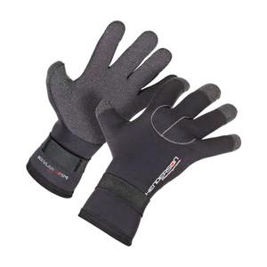 Neoprene 5-Finger Gloves with Kevlar Palm