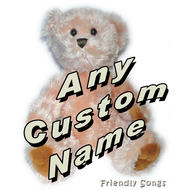 Custom Singing Stuffed Animal