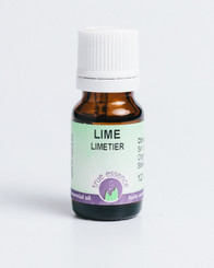LIME (Citrus aurantifolia) Organic Steam Distilled