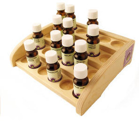 THERAPIST RACK 24 BOTTLE