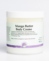 MANGO BUTTER BODY CREME