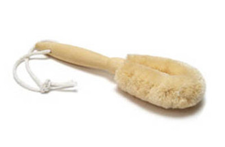 JUTE BRUSH Bikini brush 7""