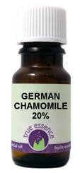 CHAMOMILE GERMAN  20% (Matricaria recutita) Organic