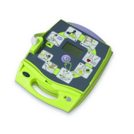 Zoll AED Plus Lay Rescuer with 8 Illuminated Pictures