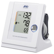 A&D UA-851 Desktop Digital Blood Pressure Monitor with Irregular Heartbeat Indicator