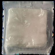 Sterile 8 Ply Cotton Gauze Swabs, 10cm x 10cm, 5 swabs per pack