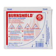 Burnshield  20cm x 20cm Dressing for burns