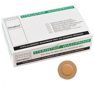 Sterostrip Washproof Spot Plasters 2.4cm 100/pk
