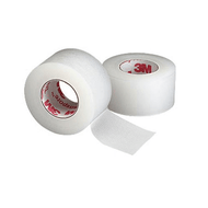 Transpore Perforated Transparent Plastic Tape 2.5cm x 9.14m