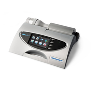 Vitalograph Alpha Touch Spirometer - Coloured Icon driven Menu and Built-in Printer