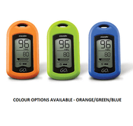 Nonin GO2 Finger Pulse Oximeter, Model 9570- Available in 3 colour options - Orange, Green or Blue. Accuracy at your finger tips !