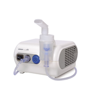 Omron NE- C28P Nebuliser with non - silicon valves and simple one button operation