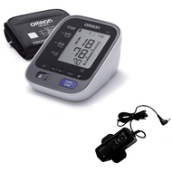Omron M6 AC BP Monitor with Power Adapter, HEM-7322-ME